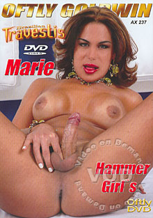 Brazilian Travestis - Hammer Girls Box Cover
