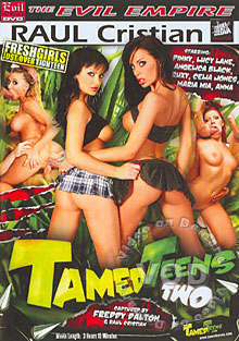 Tamed Teens Two Box Cover