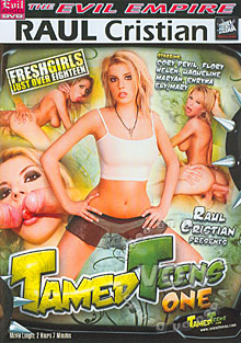 Tamed Teens One Box Cover