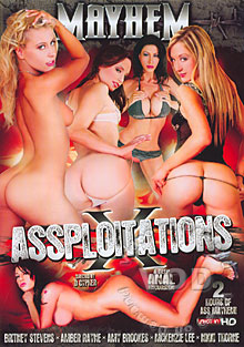Assploitations 10 Box Cover