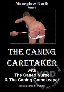 The Caned Nurse Box Cover