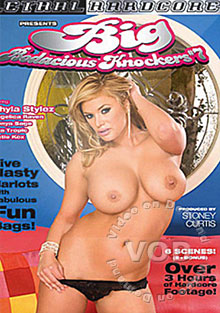 Big Bodacious Knockers #7 Box Cover
