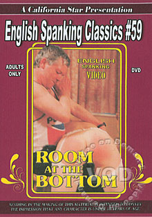 English Spanking Classics #59 - Room At The Bottom Box Cover