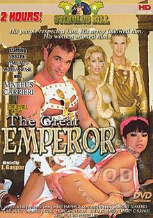 The Great Emperor Box Cover