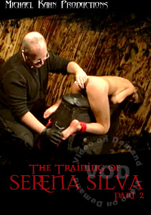The Training Of Serena Silva Part 2 Box Cover
