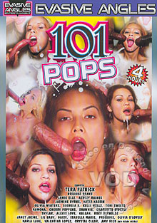 101 Pops Box Cover