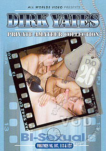 Dirk Yates Private Amateur Collection Volume 107 - Bi-Sexual Box Cover