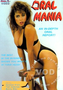 Oral Mania Box Cover