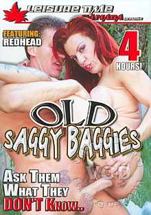 Old Saggy Baggies Box Cover