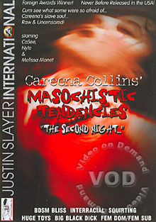 Masochistic Tendencies - The Second Night Box Cover