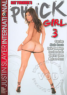 Phuck Girl 3 Box Cover