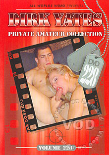 Dirk Yates Private Amateur Collection Volume 228