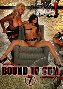 Bound To Cum 7 Box Cover