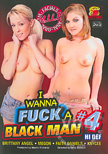 I Wanna Fuck A Black Man #4 Box Cover