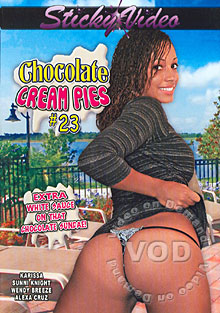 Chocolate Cream Pies #23 Box Cover