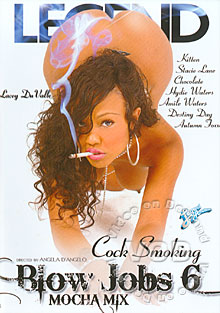 Cock Smoking Blow Jobs 6 - Mocha Mix Box Cover