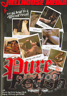 Pure Fetish 1 Box Cover