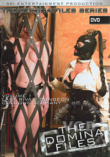 The Domina Files Volume 1 - Lady Riva's Dungeon Box Cover