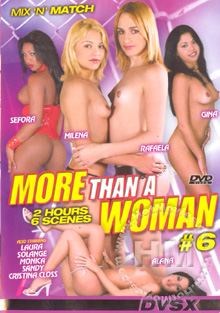 More Than A Woman 6 - Mix 'N' Match