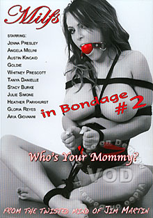 MILFs In Bondage #2 Box Cover