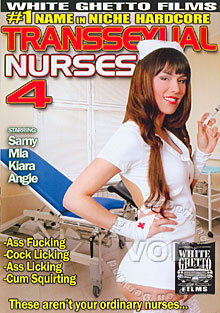Transsexual Nurses 4 Box Cover
