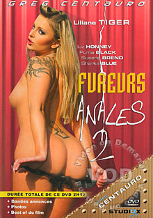 Fureurs Anales 2 Box Cover