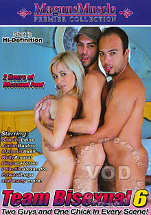Team Bisexual 6 Box Cover