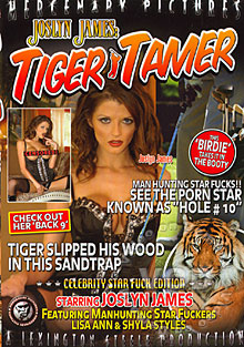 Tiger Tamer Box Cover