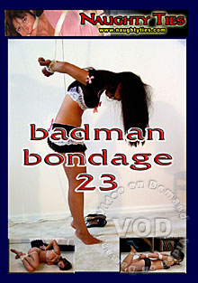 Badman Bondage 23 Box Cover