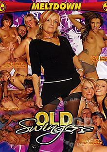 Old Swingers Box Cover