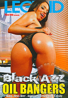 Black Azz Oil Bangers Box Cover
