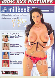 MILFbook 1 Box Cover