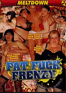 Fat Fuck Frenzy Box Cover
