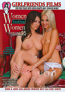 Women Seeking Women Volume 55 Box Cover