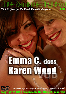 Emma C. Does Karen Wood Box Cover