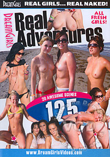 Real Adventures 125 Box Cover