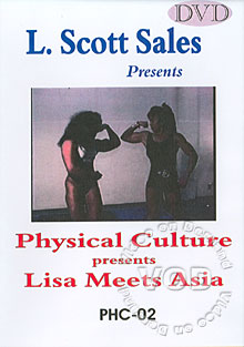 PHC-02 - Lisa Meets Asia: Box Cover