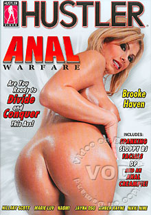 Anal Warfare Box Cover