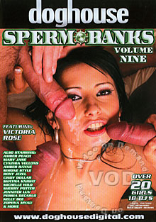 Sperm Banks Volume Nine Box Cover