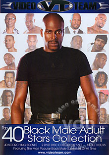 Top 40 Black Male Adult Stars Collection  (Disc 2)