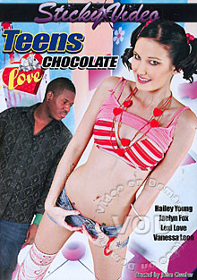 Teens Love Chocolate Box Cover