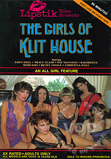 The Girls Of Klit House Box Cover