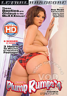 Plump Rumps #4 Box Cover