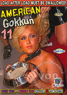 American Gokkun 11 Box Cover