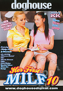 Her First MILF 10 Box Cover
