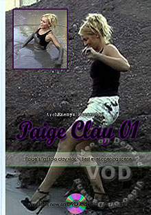 Paige Clay 01 Box Cover