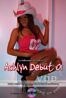 Ashlyn Debut 01 Box Cover