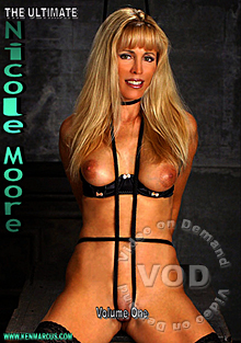 The Ultimate Nicole Moore Volume One Box Cover