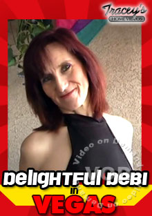 Delightful Debi In Vegas Box Cover