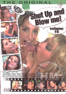 Shut Up And Blow Me! Volume 15